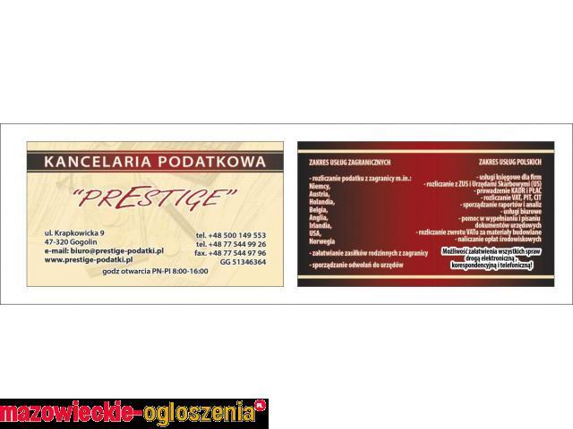 Rozliczenie PODATKÓW Zagranicznych i Polskich